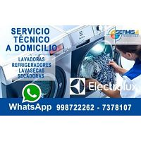 Electrolux 981091335| Reparación de Lavadoras en Callao