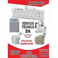 Servicio y venta de fotocopiadoras canon