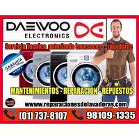 Daewoo 981091335|Asistencia técnica de Lavasecas en San Isidro