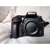 Cámara Nikon D7100 + Regalo (Memoria 16gb Y 32gb Cl10) Como nuevo