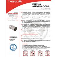 VENTA DE DUCHAS AHORRADORAS TREBOLL