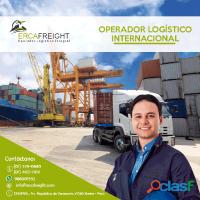 Operador Logístico Internacional Erca Freight