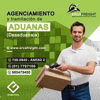 Agencia de Carga y Aduanas en Lima