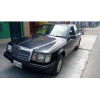 Mercedes Benz Automático 1987 GLP t/hidráulico $3,850