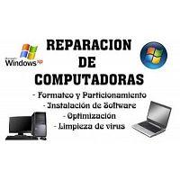Servicio De Reparación  & Mantenimiento De Computadoras