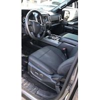 Ford F150 Supercrew 2016 Gray 2.7L