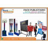 PERU ADVANCE FUENTES  PUBLICITARIAS EN MDF