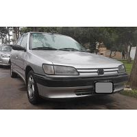VENDO PEUGEOT 306 SEDAN 95 AUTOMATICO IMPECABLE