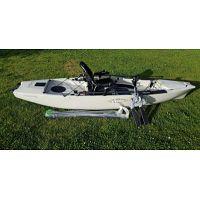 2017 Hobie Pro Angler 12 kayak $1500