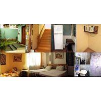 Habitaciones amobladas en casa hospedaje