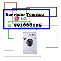 991668105 LG SERVICIO TECNICO MANTENIMIENTO REPARACION LAVADORAS SECADORAS