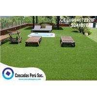 grass artificial deportivo, grass americano, grass Perú