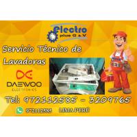 servicio pensado en ud. servicio tecnico de lavadoras daewoo, 972112585.