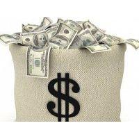 Dinero rápido entre oferta de préstamo personal grave