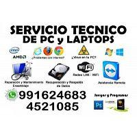 TECNICO COMPUTADORA Y LAPTOP 991624683