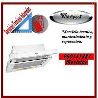 980141881 WHIRLPOOL SERVICIO TECNICO CAMPANAS EXTRACTRORAS LIMA