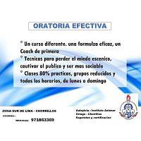ORATORIA EFICAZ