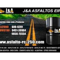 ASFALTO RC-250  ESTA AQUI EN J & A ASFALTOS