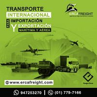 Operador Logistico ERCA FREIGHT