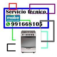 991668105 SERVICIO TECNICO PARA COCINAS MABE EN LIMA