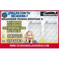 Facil! Reparacion de Lavadoras KENMORE 2761763-Surquillo