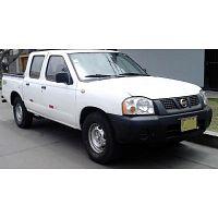 Nissan Frontier año 2009 4x2 doble cabina