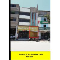 VENDO EDIFICIO EN CHICLAYO - Ideal para adecuarlo a HOSTAL de alta rotación