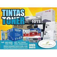 Vendo Toners y Tintas para impresoras y copiadoras envíos todo el Perú