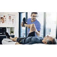 Terapia física en neurología a domicilio