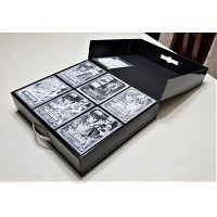 Saint Seiya Myth Cloth v2 caja negra box de bronce