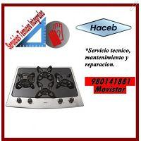 980141881 HACEB COCINA VITROCERAMICA MANTENIMIENTO SERVICIO TECNICO