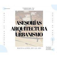 ASESORIAS EN ARQUITECTURA