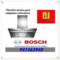 941463940 MANTENIMIENTO Y REPARACION PARA CAMPANAS BOSCH