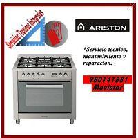980141881 SERVICIO TECNICO PARA COCINAS ARISTON