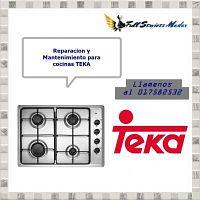 017582532 SERVICIO TECNICO PARA COCINAS TEKA