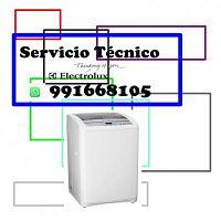 991668105 SERVICIO TECNICO LAVADORAS ELECTROLUX MANTENIMIENTO