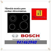 941463940 COCINAS VITROCERAMICA BOSCH SERVICIO DE MANTENIMIENTO