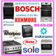Reparaciones de cocinas a gas bosch y mantenimientos