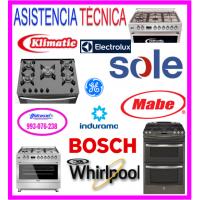 Servicio técnico de cocinas a gas klimatic